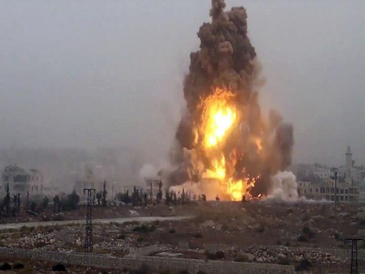 عاجل  ارتفاع حصيلة انفجار مطار الشعيرات العسكري إلى 31 قتيل الآن بينهم ضباط وقادة عسكريين