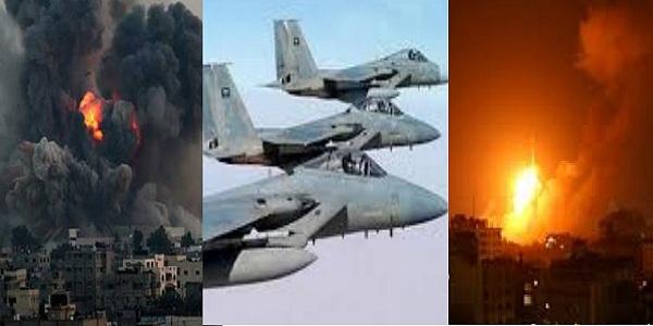 """""""حدث ليلاً"""".. طائرات حربية إسرائيلية تقصف دولتين عربيتين منذ ساعات قليلة ودولة عربية ثالثة تفجّر طائرة صهيونية وتسقط أخرى"""