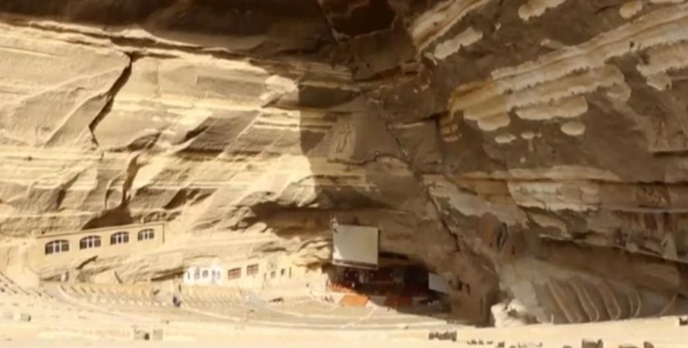 بولندي يجعل من أحد الأديرة في القاهرة تحفة فنية ومزاراً سياحياً 4