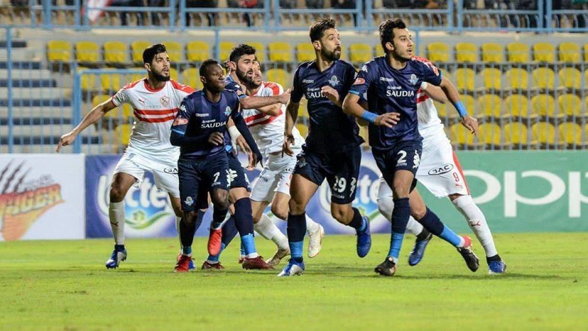 التشكيل المتوقع لمباراة الزمالك وبيراميدز في نهائي كأس مصر