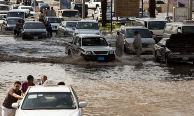 """بالفيديو """"مفيش حر تاني"""" الأرصاد تعلن موعد سقوط سيول على جميع أنحاء البلاد وانتهاء الصيف وتحذر المواطنين وتوجه بتطهير مخرات السيول"""