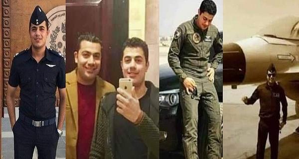 """بالصور """"ووالدتهما ماتوا قدام عيني"""" مصرع ضابطين أحدهما طيار والآخر نقيب مهندس وجنازة مهيبة لضابطي الغربية """"محمد وأحمد"""""""