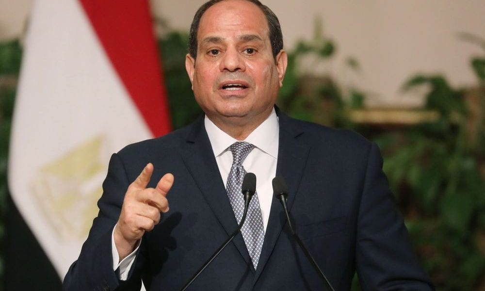 بالصور| أول تعليق من الرئيس «السيسي» على فوز المنتخب المصري اليوم ببطولة أفريقيا