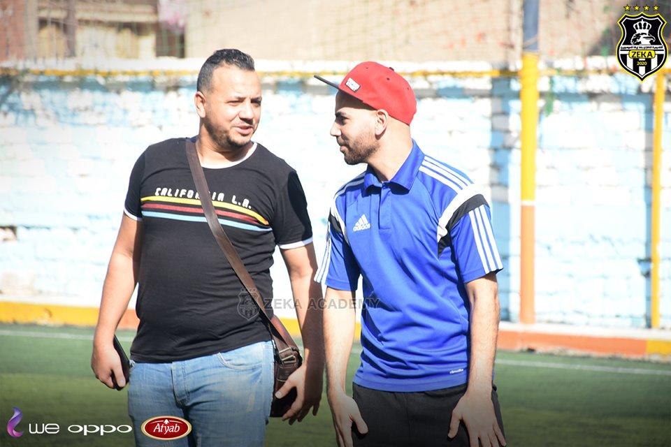 بالصور... أكاديمية أسامة وبشير في ضيافة أكاديمية زيكا لكرة القدم بالمحلة في يوم رياضي رائع 39