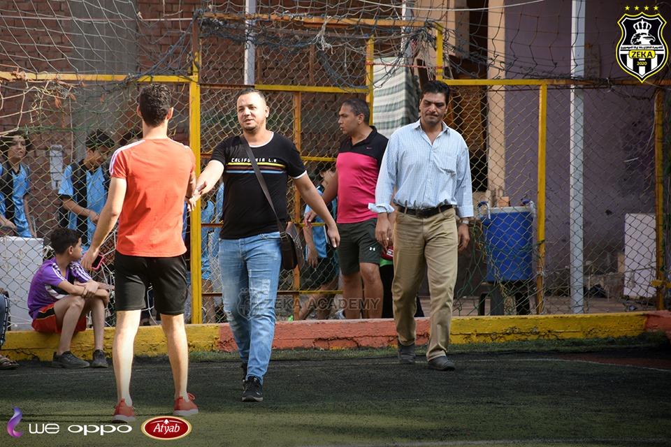 بالصور... أكاديمية أسامة وبشير في ضيافة أكاديمية زيكا لكرة القدم بالمحلة في يوم رياضي رائع 41