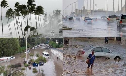 «بدأت السحب تتجمع».. الأرصاد الجوية تتوقع أمطار على القاهرة وانخفاض في درجات الحرارة خلال الساعات القادمة