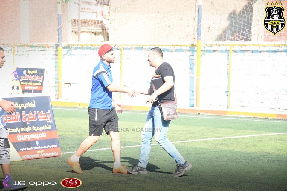 بالصور... أكاديمية أسامة وبشير في ضيافة أكاديمية زيكا لكرة القدم بالمحلة في يوم رياضي رائع 40