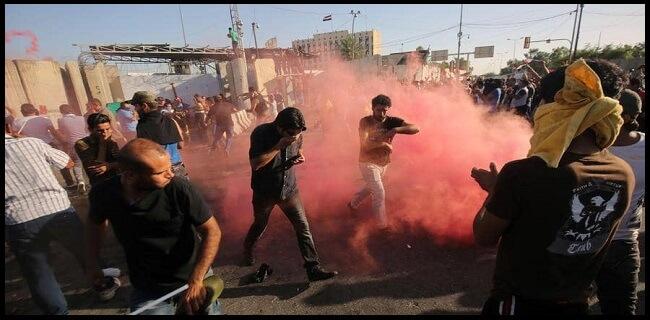 """احتجاجات العراق: الأمم المتحدة تدعو إلى إنهاء """"الخسارة التي لا معنى لها في الأرواح"""""""