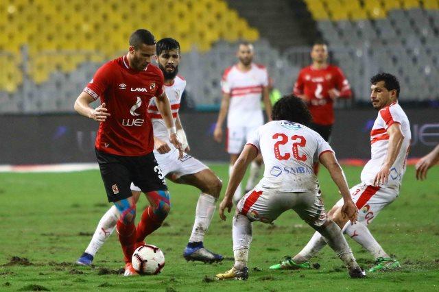 مواعبد مباريات اليوم في الدوري الممتاز المصري والقنوات الناقلة