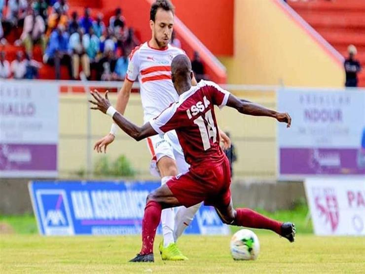 زاهر يكشف عن القرار النهائي لـ«كاف» بشأن أزمة مباراة الزمالك وجينيراسيون السنغالي