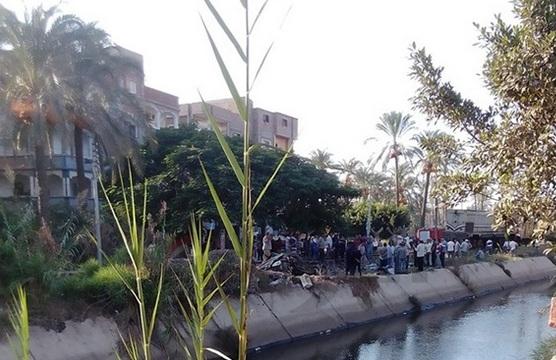 """""""بالصور"""" ننشر أسماء القتلى والمصابين بحادث قطار رشيد والصور الأولى من موقع الحادث"""