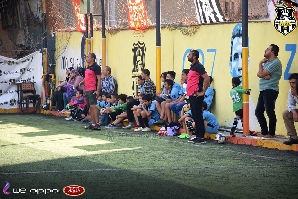 بالصور... أكاديمية أسامة وبشير في ضيافة أكاديمية زيكا لكرة القدم بالمحلة في يوم رياضي رائع 2