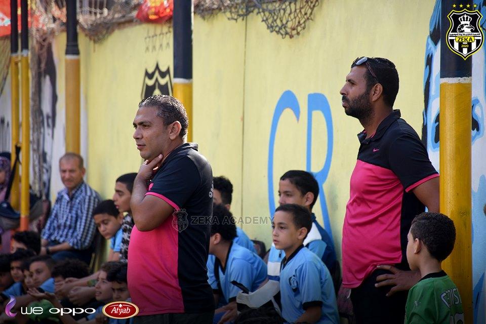 بالصور... أكاديمية أسامة وبشير في ضيافة أكاديمية زيكا لكرة القدم بالمحلة في يوم رياضي رائع 4