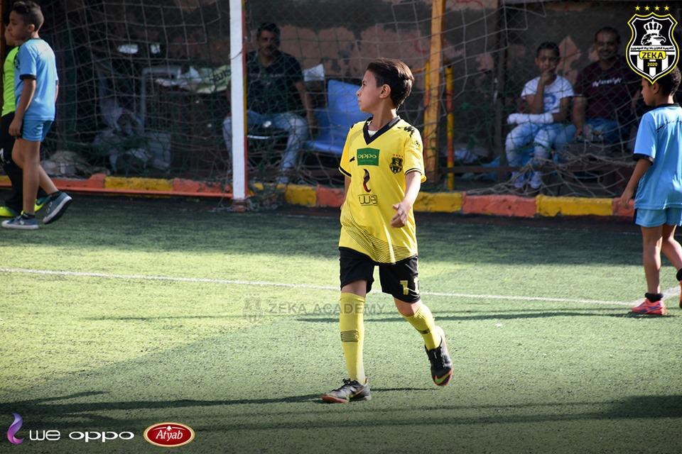 بالصور... أكاديمية أسامة وبشير في ضيافة أكاديمية زيكا لكرة القدم بالمحلة في يوم رياضي رائع 5
