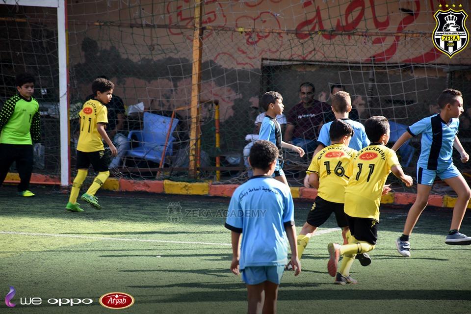 بالصور... أكاديمية أسامة وبشير في ضيافة أكاديمية زيكا لكرة القدم بالمحلة في يوم رياضي رائع 6