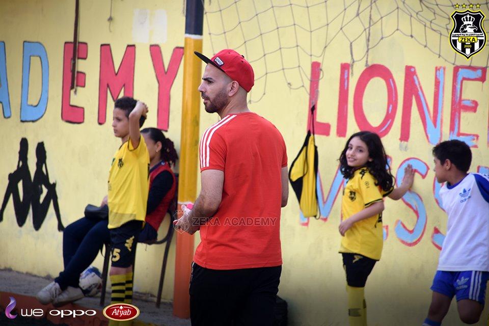 بالصور... أكاديمية أسامة وبشير في ضيافة أكاديمية زيكا لكرة القدم بالمحلة في يوم رياضي رائع 7