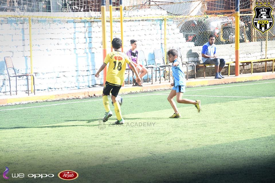 بالصور... أكاديمية أسامة وبشير في ضيافة أكاديمية زيكا لكرة القدم بالمحلة في يوم رياضي رائع 8
