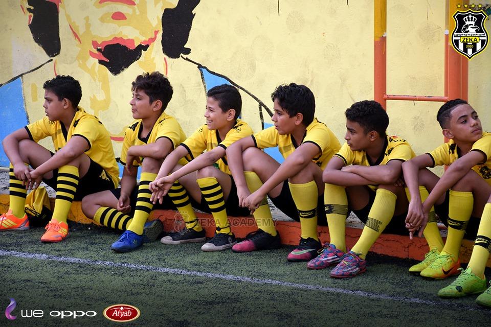 بالصور... أكاديمية أسامة وبشير في ضيافة أكاديمية زيكا لكرة القدم بالمحلة في يوم رياضي رائع 9