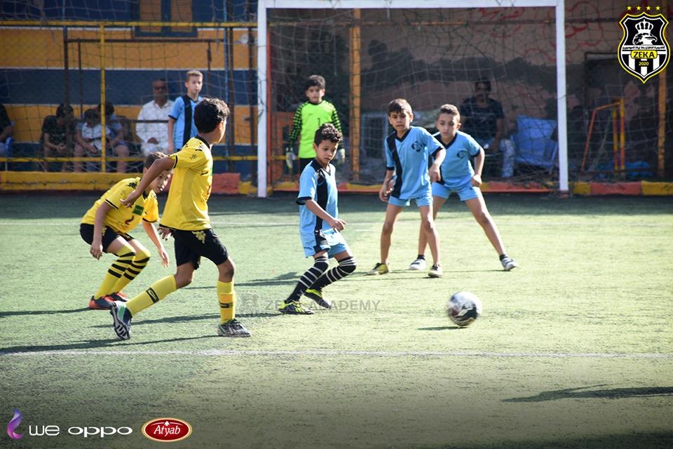 بالصور... أكاديمية أسامة وبشير في ضيافة أكاديمية زيكا لكرة القدم بالمحلة في يوم رياضي رائع 10