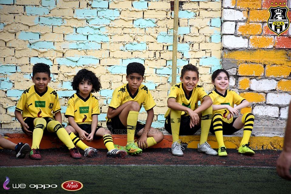 بالصور... أكاديمية أسامة وبشير في ضيافة أكاديمية زيكا لكرة القدم بالمحلة في يوم رياضي رائع 11