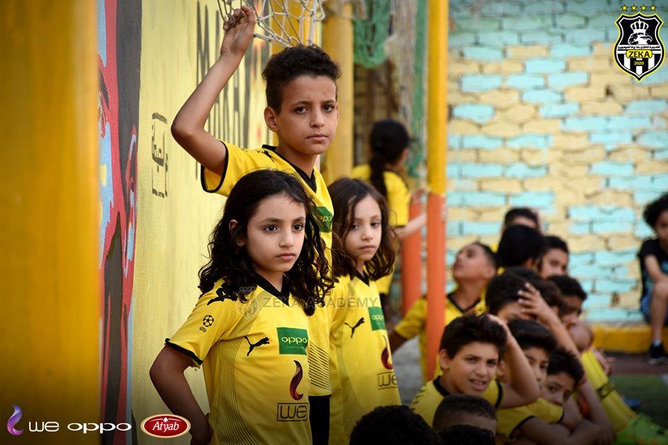 بالصور... أكاديمية أسامة وبشير في ضيافة أكاديمية زيكا لكرة القدم بالمحلة في يوم رياضي رائع 12