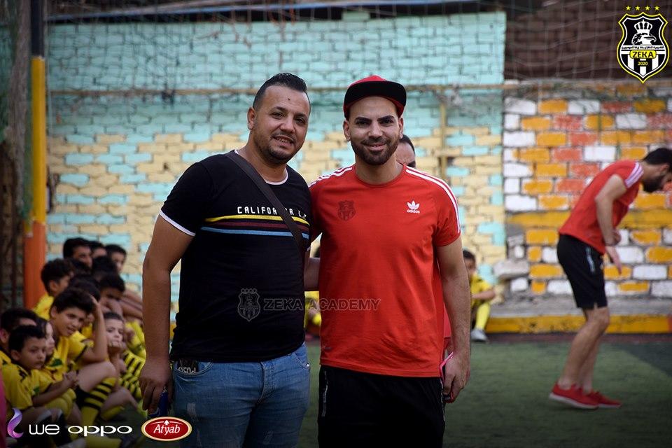 بالصور… أكاديمية أسامة وبشير في ضيافة أكاديمية زيكا لكرة القدم بالمحلة في يوم رياضي رائع
