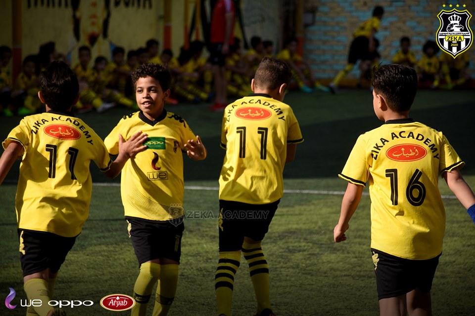 بالصور... أكاديمية أسامة وبشير في ضيافة أكاديمية زيكا لكرة القدم بالمحلة في يوم رياضي رائع 15