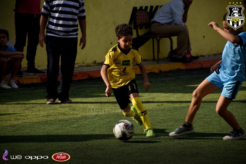 بالصور... أكاديمية أسامة وبشير في ضيافة أكاديمية زيكا لكرة القدم بالمحلة في يوم رياضي رائع 17