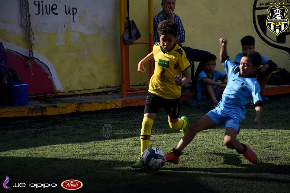 بالصور... أكاديمية أسامة وبشير في ضيافة أكاديمية زيكا لكرة القدم بالمحلة في يوم رياضي رائع 18