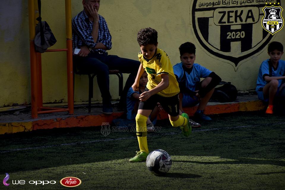 بالصور... أكاديمية أسامة وبشير في ضيافة أكاديمية زيكا لكرة القدم بالمحلة في يوم رياضي رائع 19