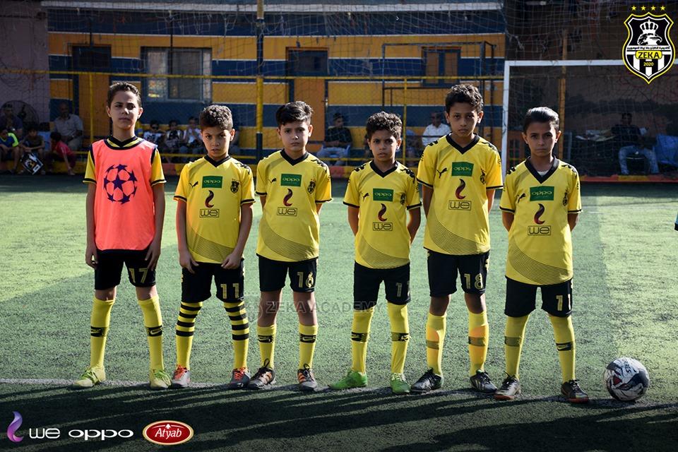 بالصور... أكاديمية أسامة وبشير في ضيافة أكاديمية زيكا لكرة القدم بالمحلة في يوم رياضي رائع 22