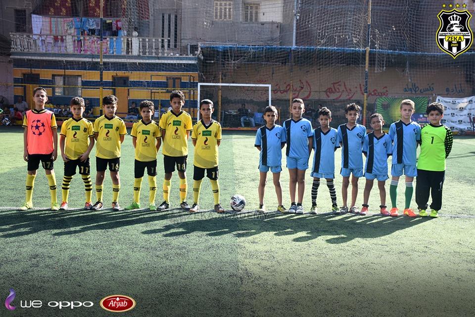 بالصور... أكاديمية أسامة وبشير في ضيافة أكاديمية زيكا لكرة القدم بالمحلة في يوم رياضي رائع 23