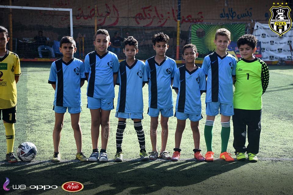 بالصور... أكاديمية أسامة وبشير في ضيافة أكاديمية زيكا لكرة القدم بالمحلة في يوم رياضي رائع 24