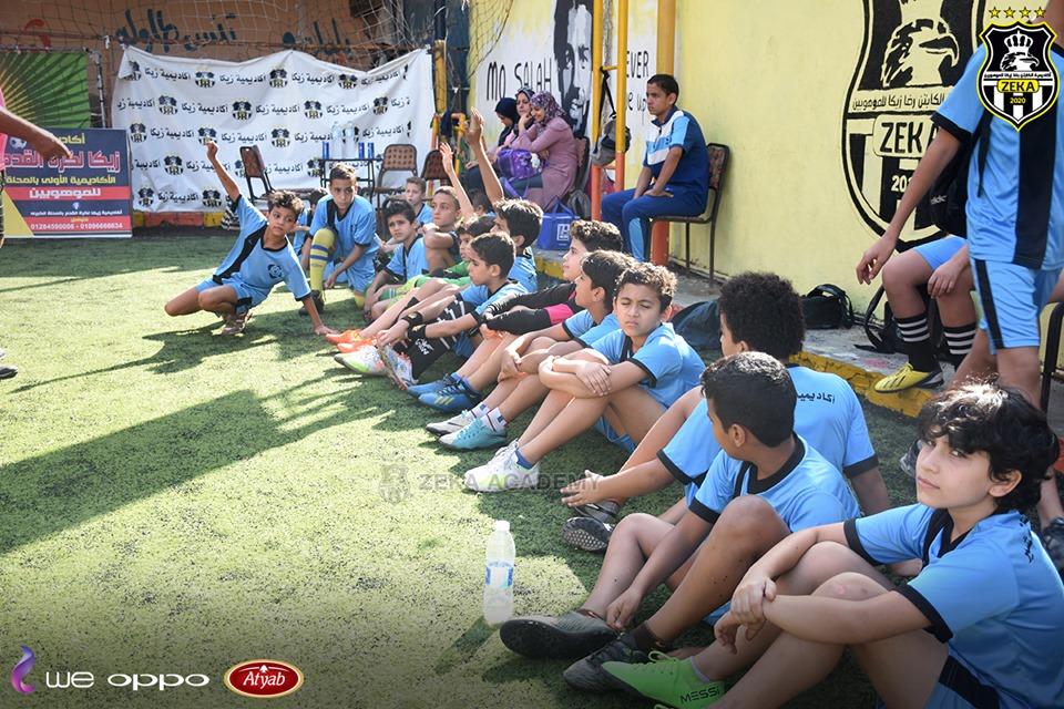 بالصور... أكاديمية أسامة وبشير في ضيافة أكاديمية زيكا لكرة القدم بالمحلة في يوم رياضي رائع 27