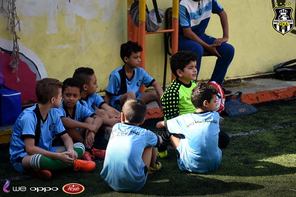 بالصور... أكاديمية أسامة وبشير في ضيافة أكاديمية زيكا لكرة القدم بالمحلة في يوم رياضي رائع 28