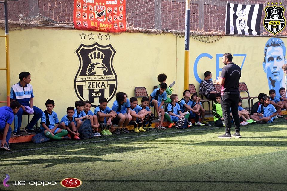 بالصور... أكاديمية أسامة وبشير في ضيافة أكاديمية زيكا لكرة القدم بالمحلة في يوم رياضي رائع 31