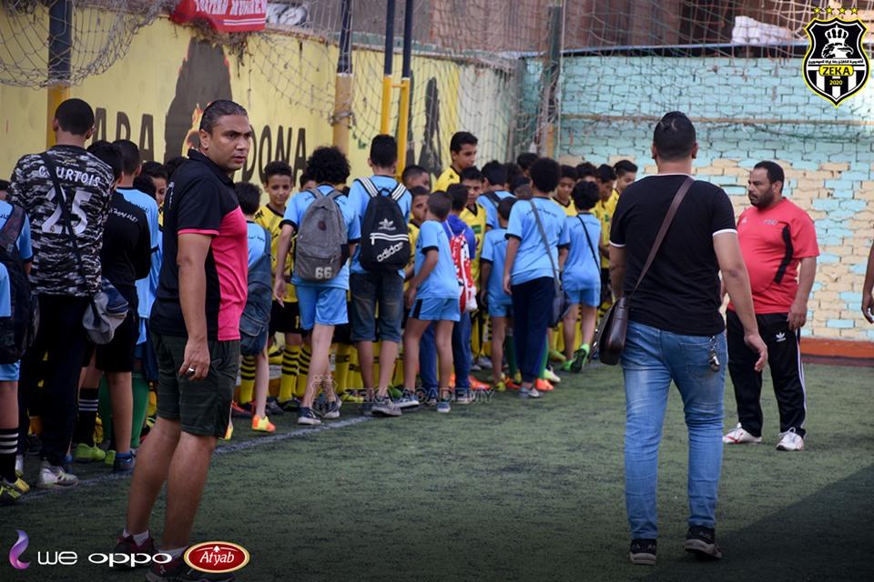 بالصور... أكاديمية أسامة وبشير في ضيافة أكاديمية زيكا لكرة القدم بالمحلة في يوم رياضي رائع 32