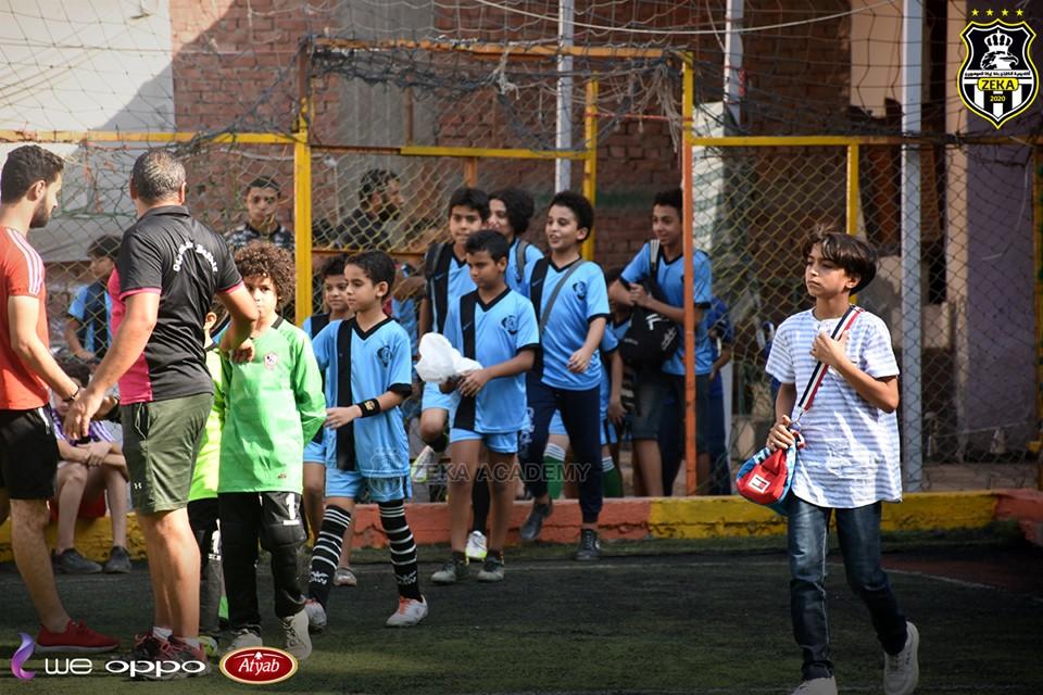 بالصور... أكاديمية أسامة وبشير في ضيافة أكاديمية زيكا لكرة القدم بالمحلة في يوم رياضي رائع 33