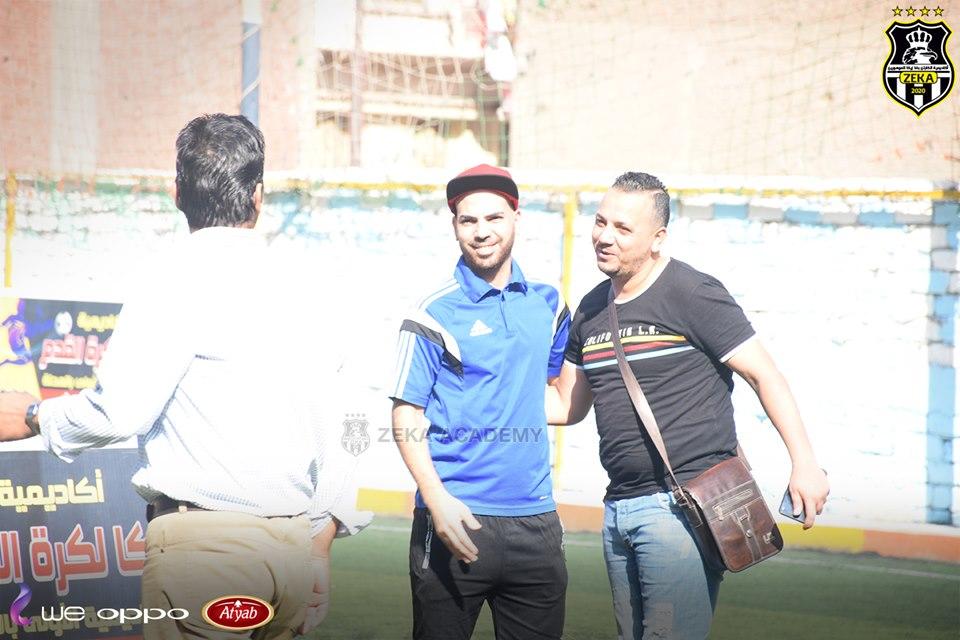 بالصور... أكاديمية أسامة وبشير في ضيافة أكاديمية زيكا لكرة القدم بالمحلة في يوم رياضي رائع 35
