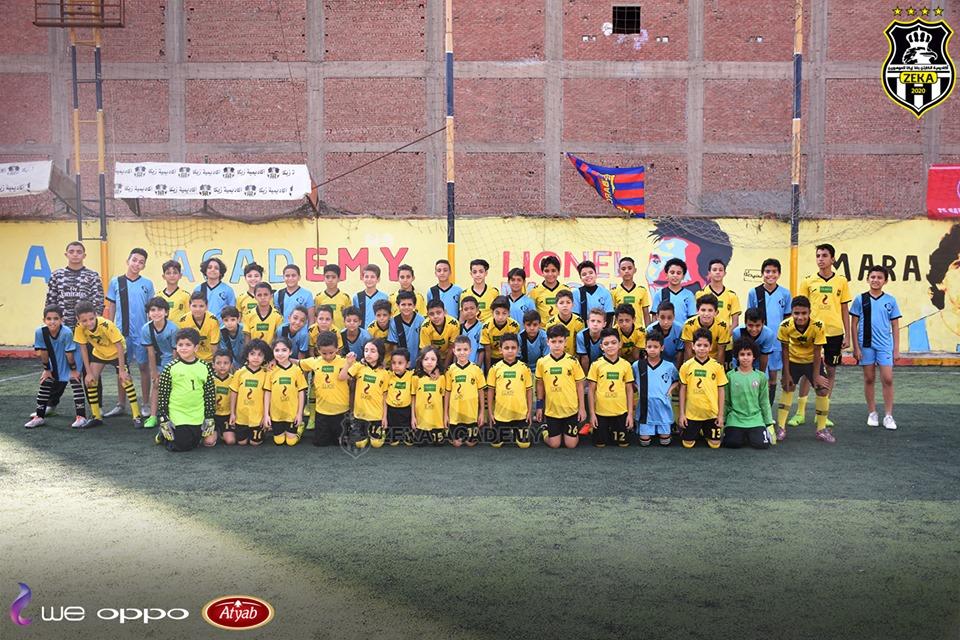 بالصور... أكاديمية أسامة وبشير في ضيافة أكاديمية زيكا لكرة القدم بالمحلة في يوم رياضي رائع 36