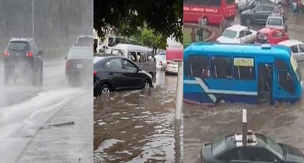 «ربنا نجانا من الغرق».. الأرصاد الجوية تكشف كيف نجت مصر من منخفض جوي عنيف