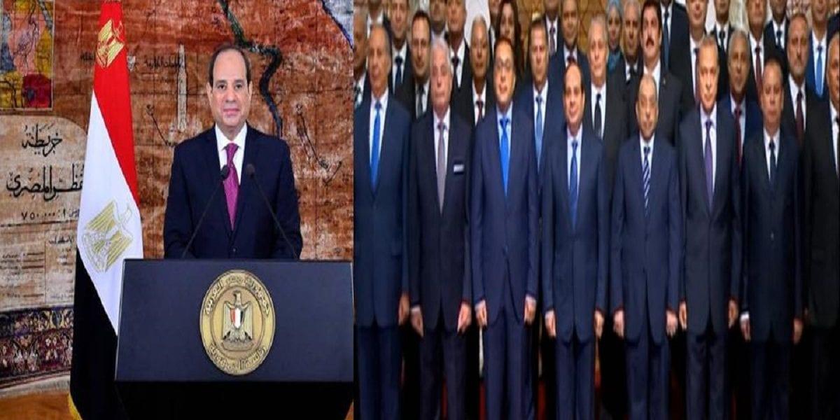 السيسى للمحافظين الجدد.. 5 حاجات عايزها منكم.. تعرف عليهم