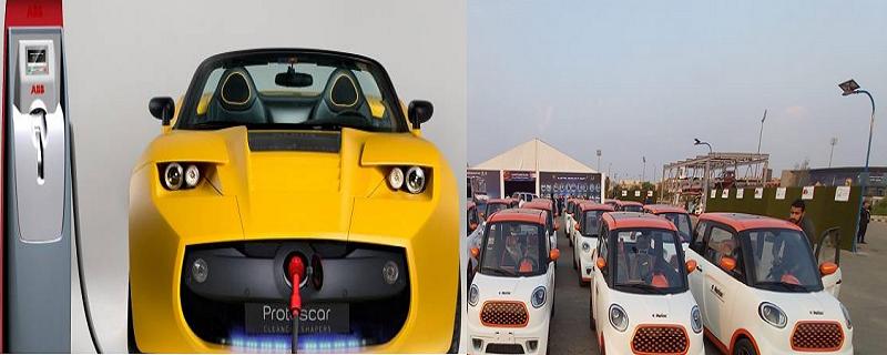 بالأرقام والصور.. أسعار ومميزات السيارات الكهربائية الجديدة والتي تبدأ من 78 ألف جنيه