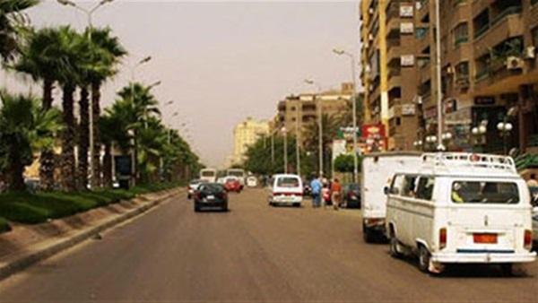 غلق شارع الهرم لمدة 3 أيام