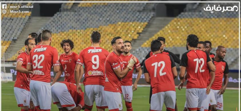 مواعيد مباريات النادي الأهلي المتبقية في 2019