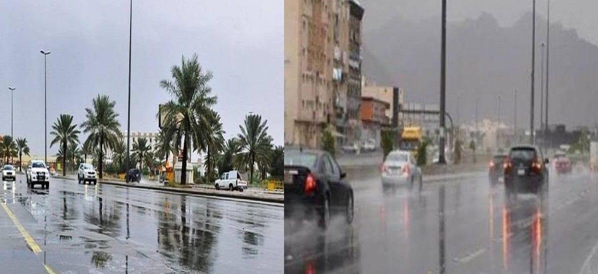 «رياح وأمطار غزيرة».. التنبؤات الجوية تُعلن تفاصيل طقس الموجة الغير مستقرة خلال الساعات القادمة