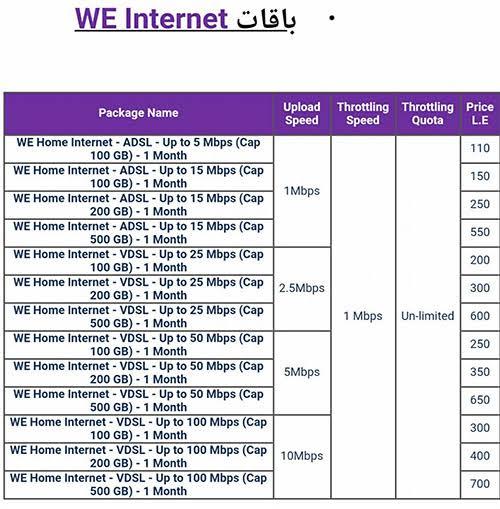 المصرية للاتصالات تلغي فترة السماح للإنترنت وتكشف عن خطتها لمضاعفته وتتيح راوتر جديد بـ«5 جنيهات» 2