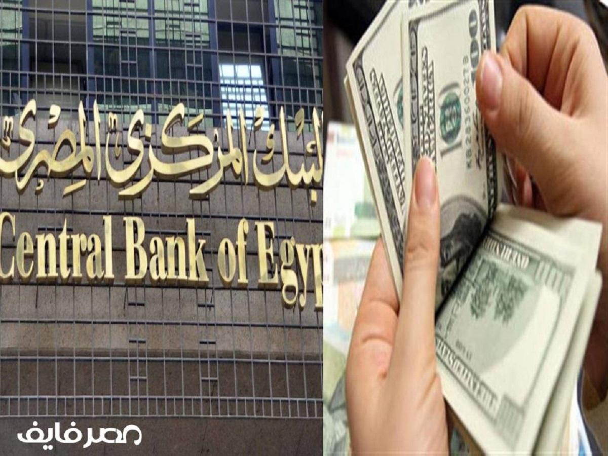 البنك المركزي يفاجئ المصريين بمليارات الدولارات خلال أربع سنوات
