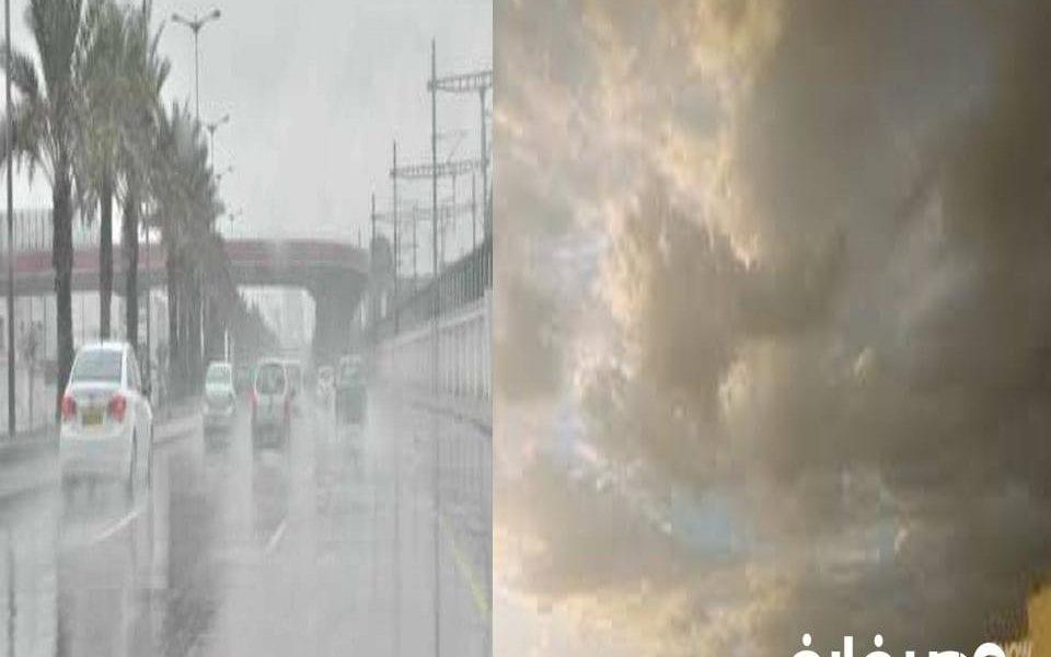 حالة الطقس وتحذير من الأرصاد للمواطنين.. تقلبات جوية مجنونة