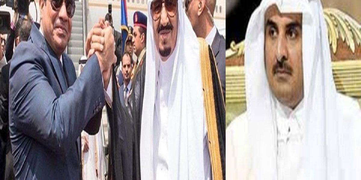 الرئيس السيسي يصدر أول تصريح عن تطورات الأزمة مع قطر